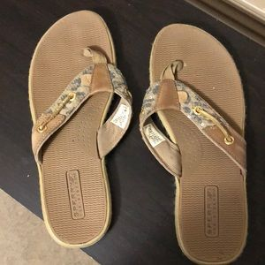 Sperry sandals size 7 woman's